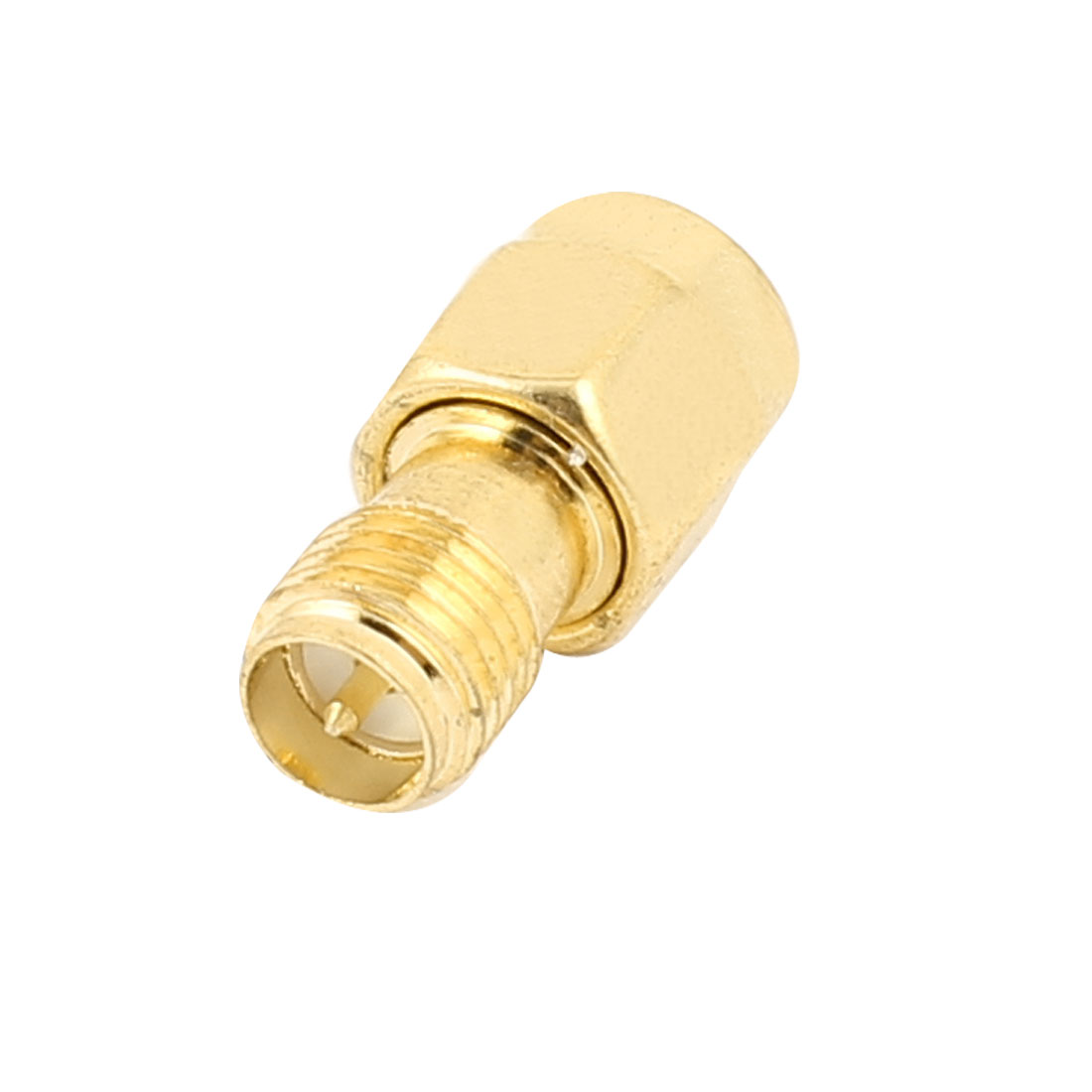 Thread Male SMA to Male RP-SMA Plug RF Coaxial Adapter Connector