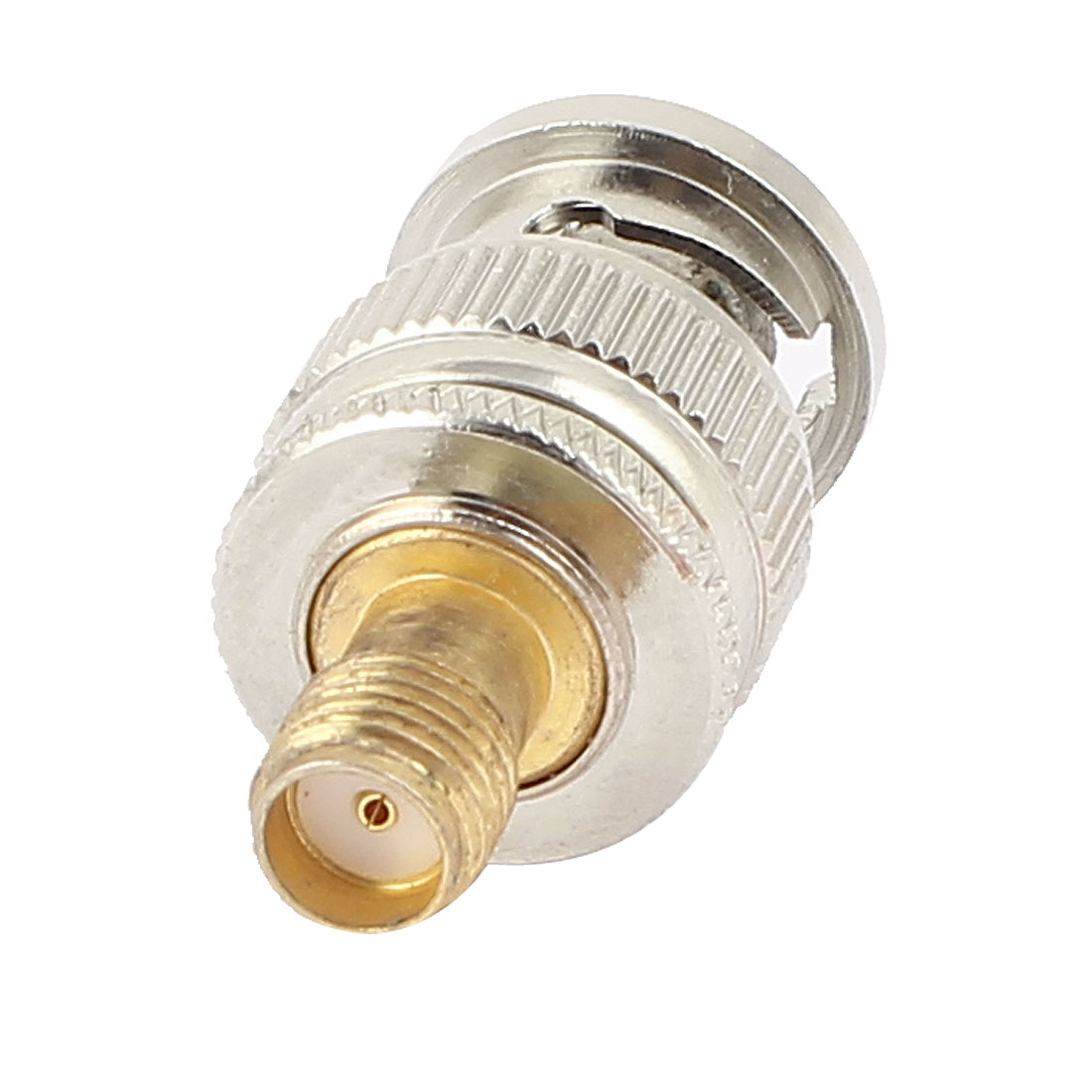 BNC Male Plug to SMA Female Jack Coax Cable Video Adapter Connector