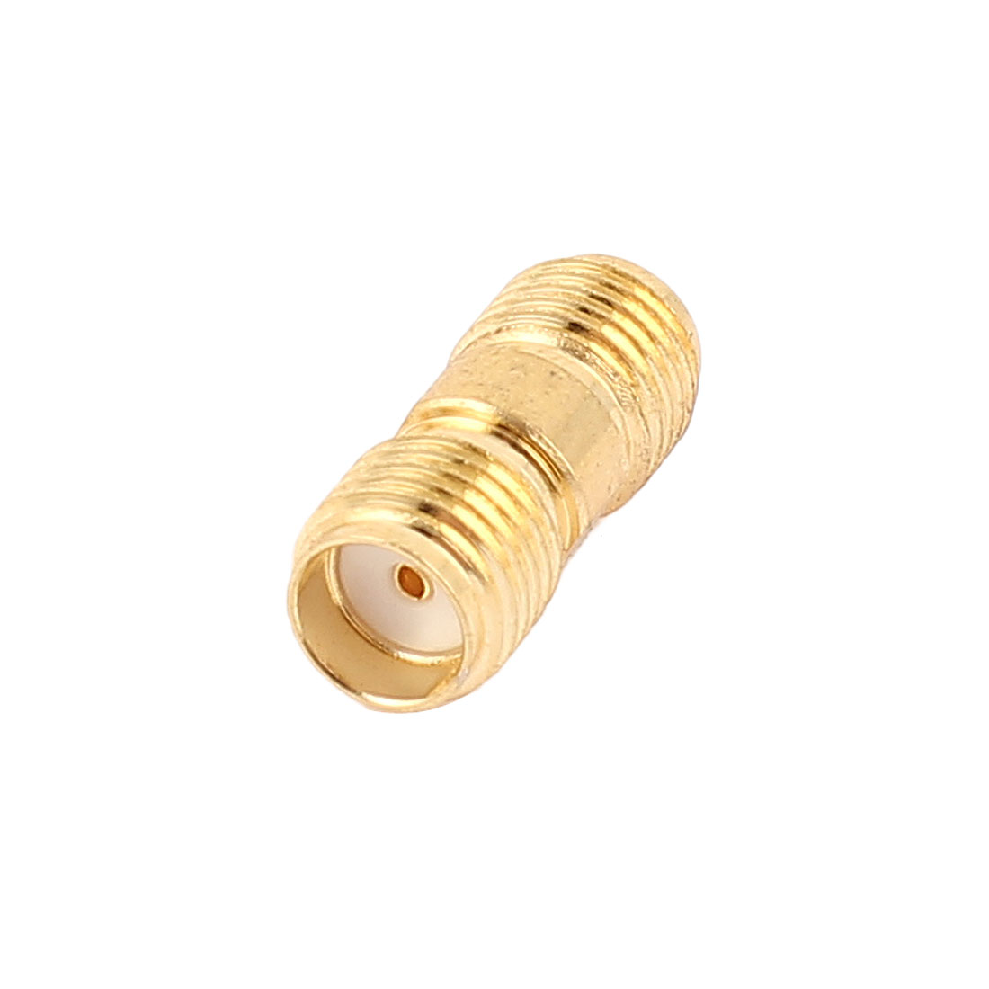 Thread Straight SMA Female to Female Jack RF Adapter Connector