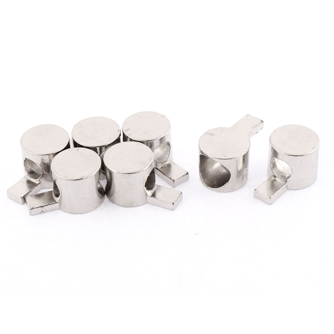 7pcs Metal Profile Inner Connect T Slot Anchor Fastener for 8mm Thread Dia