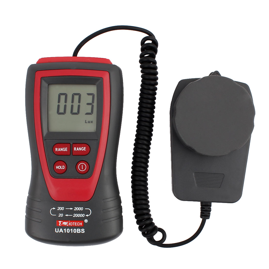 20,000 Lux Digital Light Meter Luxmeter Luminometer Photometer High Accuracy LCD Display