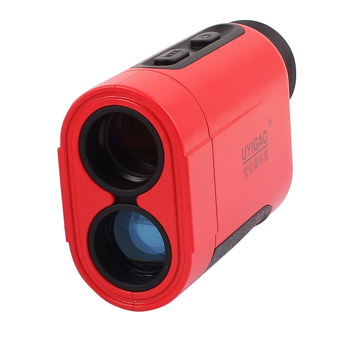 UYIGAO Authorized Outdoor Travel Handheld Dual Objective Lens Scan Mode Monocular Rangefinder 6X Magnification 900M