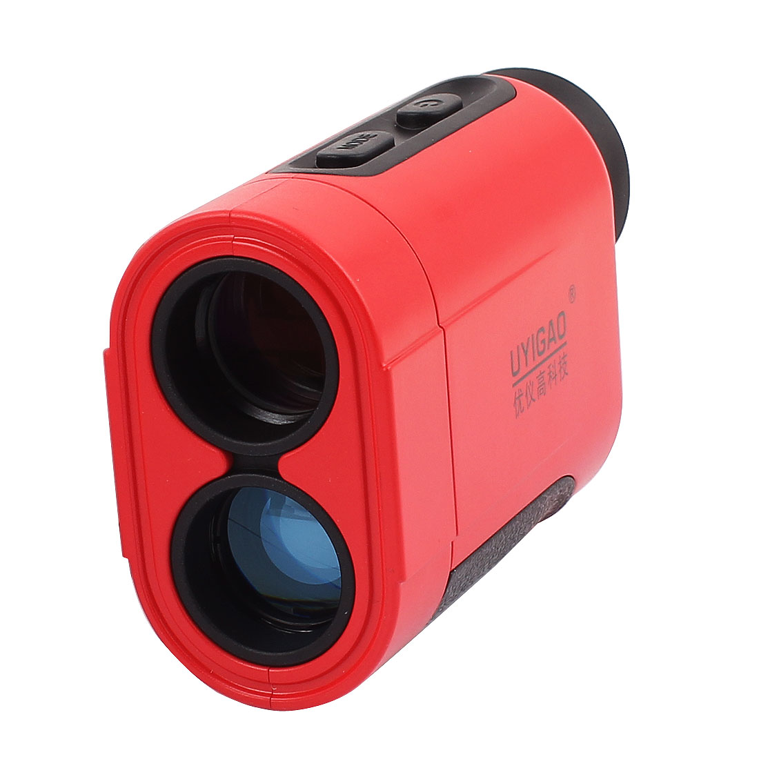 UYIGAO Authorized Outdoor Travel Handheld Dual Objective Lens Scan Mode Monocular Rangefinder 6X Magnification 1500M