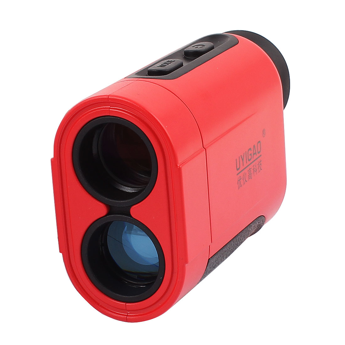 UYIGAO Authorized Outdoor Travel Handheld Dual Objective Lens Scan Mode Monocular Rangefinder 6X Magnification 600M