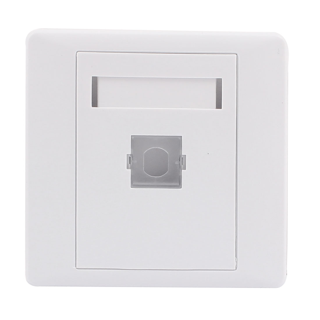 FC Fiber Optical Patch Cord Connector Mount Sockets Wall Plate Panel