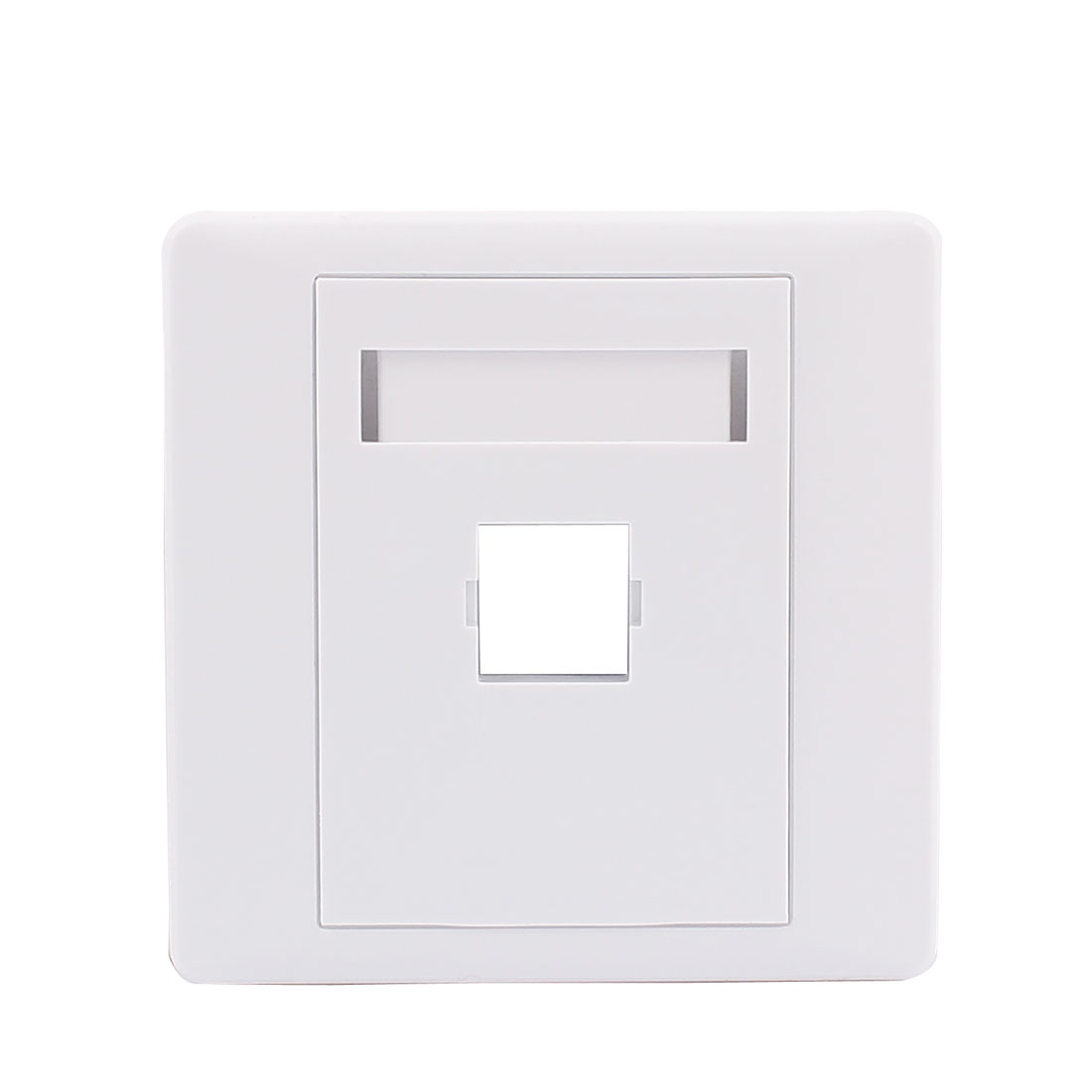 Universal Fiber Optical Cord Connector Mount Sockets Wall Plate Panel