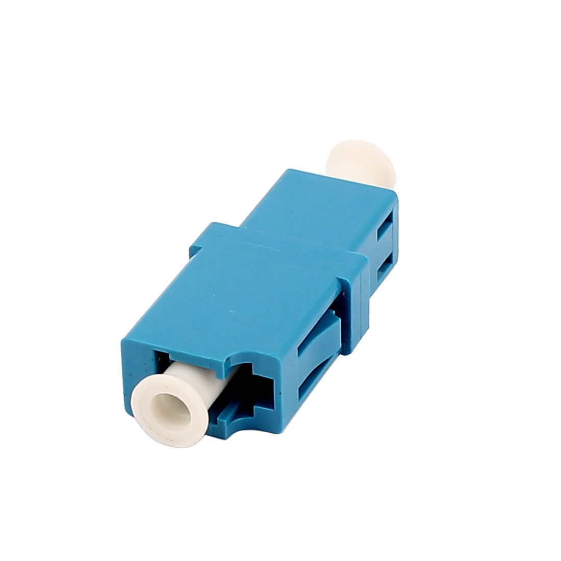 LC-LC Simplex Singlemode Flange Optical Bare Fiber Optic Connector
