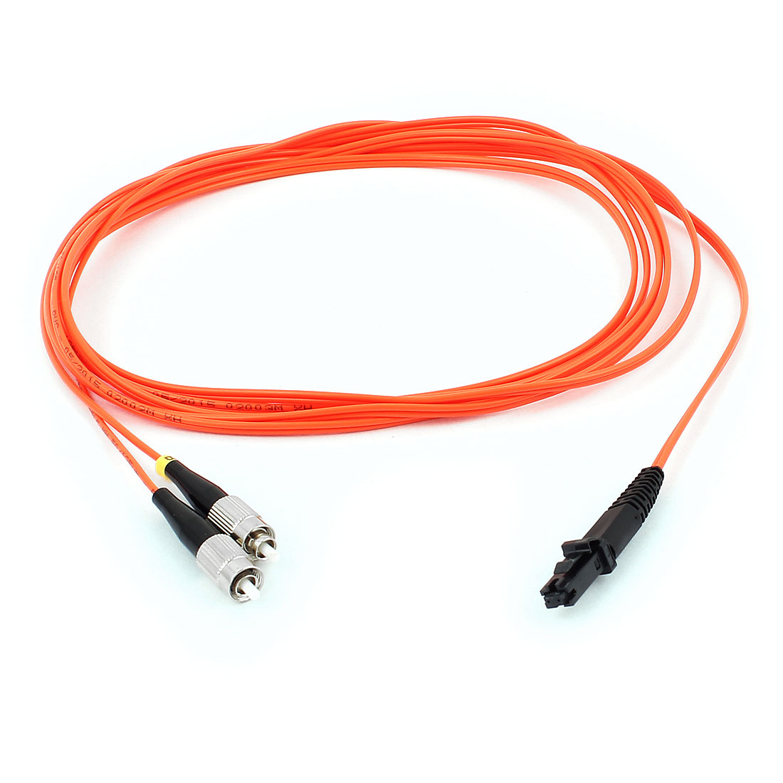 3.0M 50/125 Jumper Cable Duplex Multimode MTRJ-FC Fiber Optic Cord