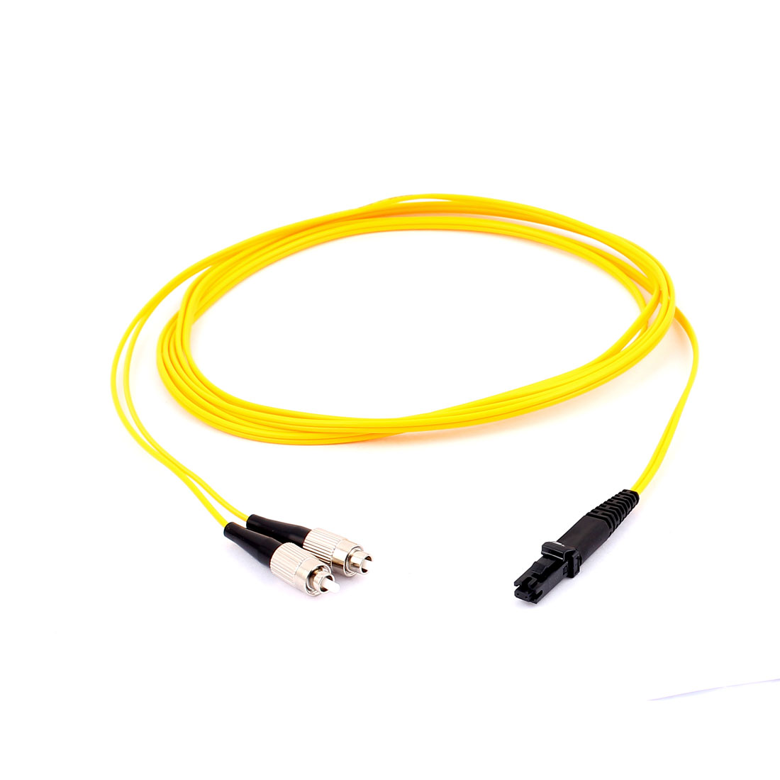 3.0M 9/125 Jumper Cable Duplex Singlemode MTRJ-FC Fiber Optic Cord