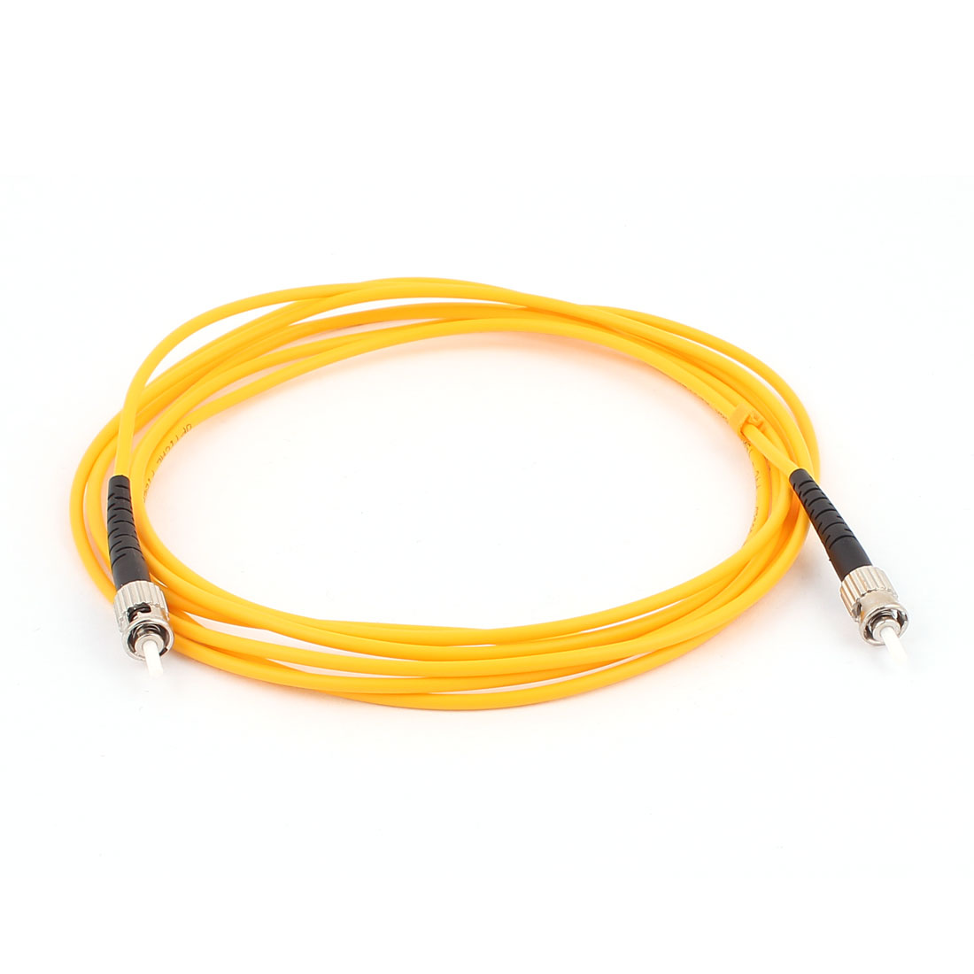 3.0M 9/125 Jumper Cable Simplex Singlemode ST-ST Fiber Optic Cord