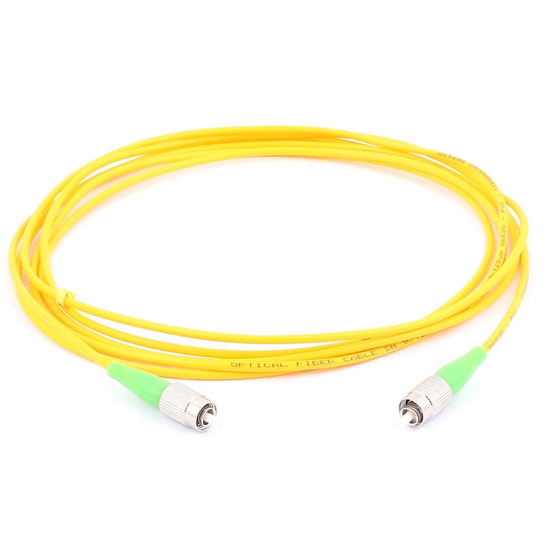 3.0M 9/125 Jumper Cable Simplex Singlemode FC-FC Fiber Optic Cord