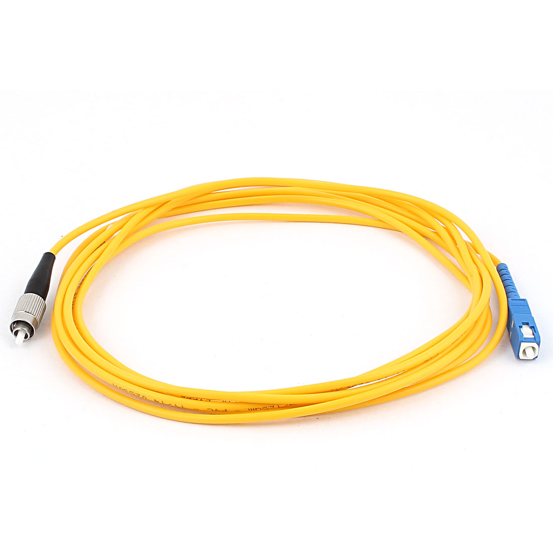 3.0M 9/125 Jumper Cable Simplex Singlemode FC-SC Optical Fiber Cord