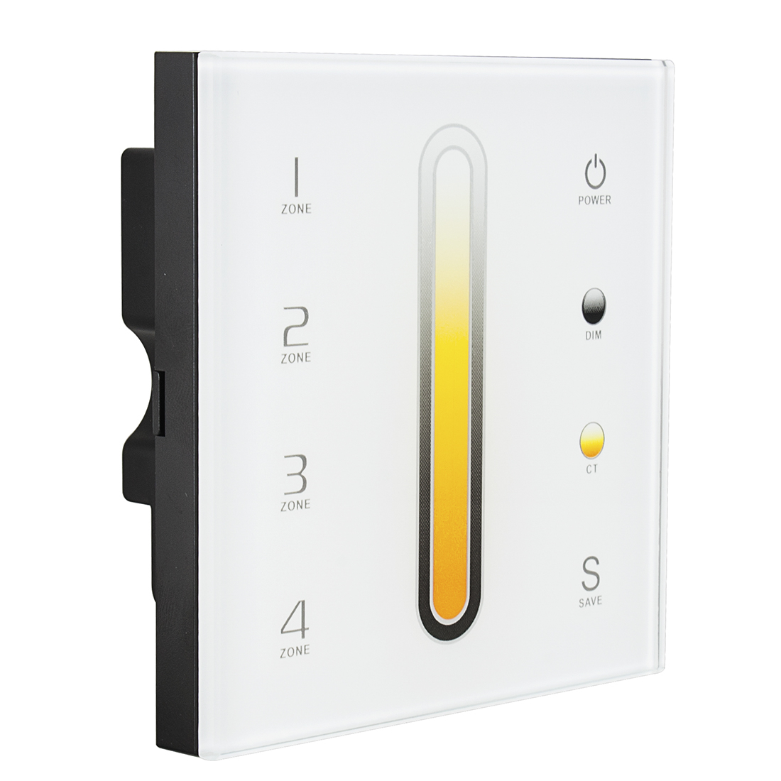 Wall Mount DC12-24V Color Temperature Touch Panel Controller for LED Strip Lighting 5 Year Warranty