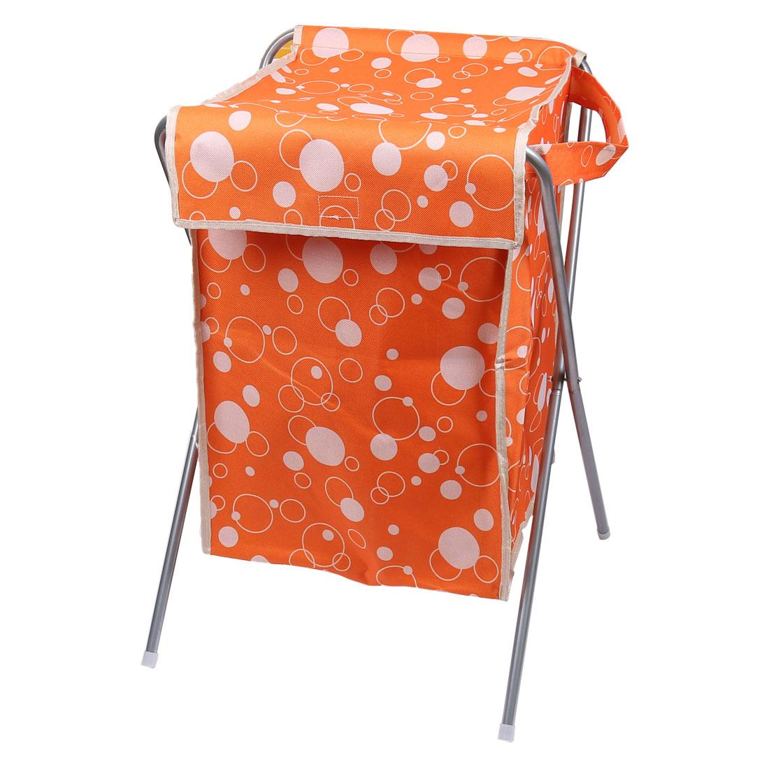 Washing Clothes Linen Laundry Basket Hamper Bag Bags Storage