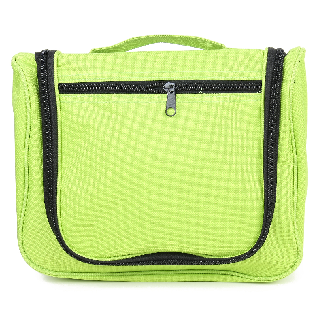 Nylon Zip up Travel Makeup Carrying Bags Organizer Outdoor Wash Bag