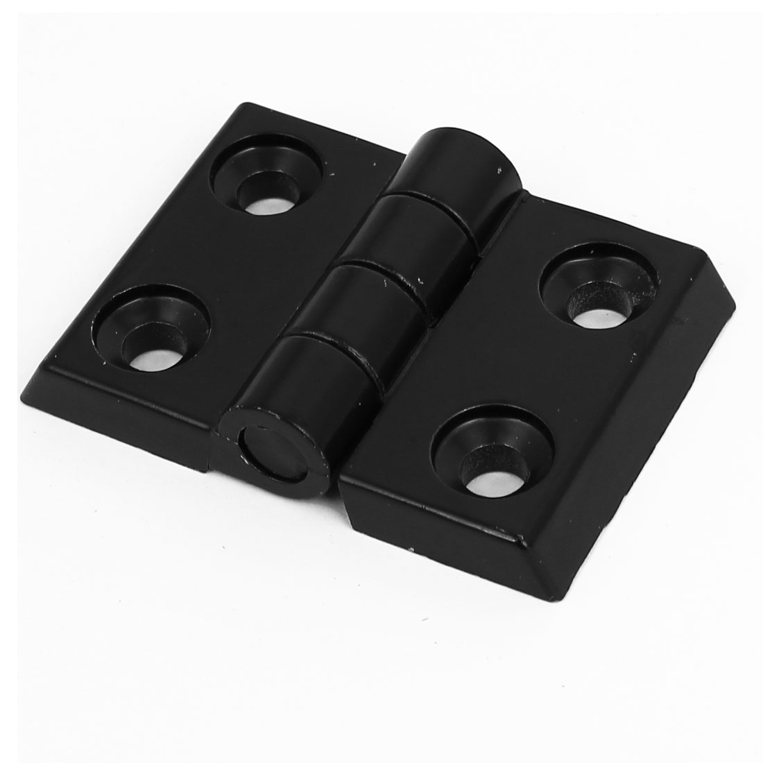 40mm x 25mm Rotatable Reinforced Zinc Alloy Bearing Butt Hinge Black for Gates Doors