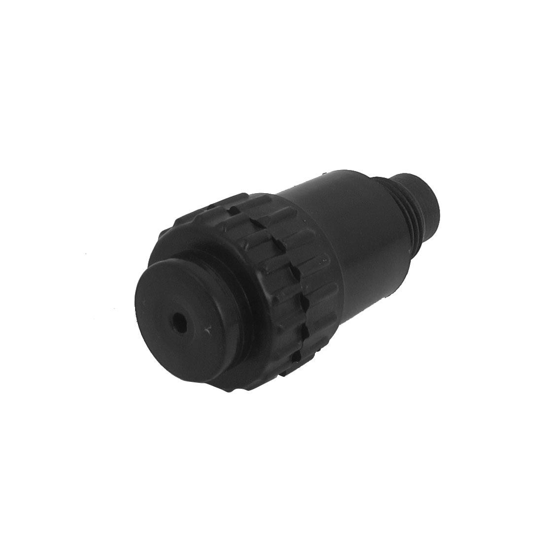 16mm Thread Diameter Oil Plug Air Compressor Spare Fittings Black