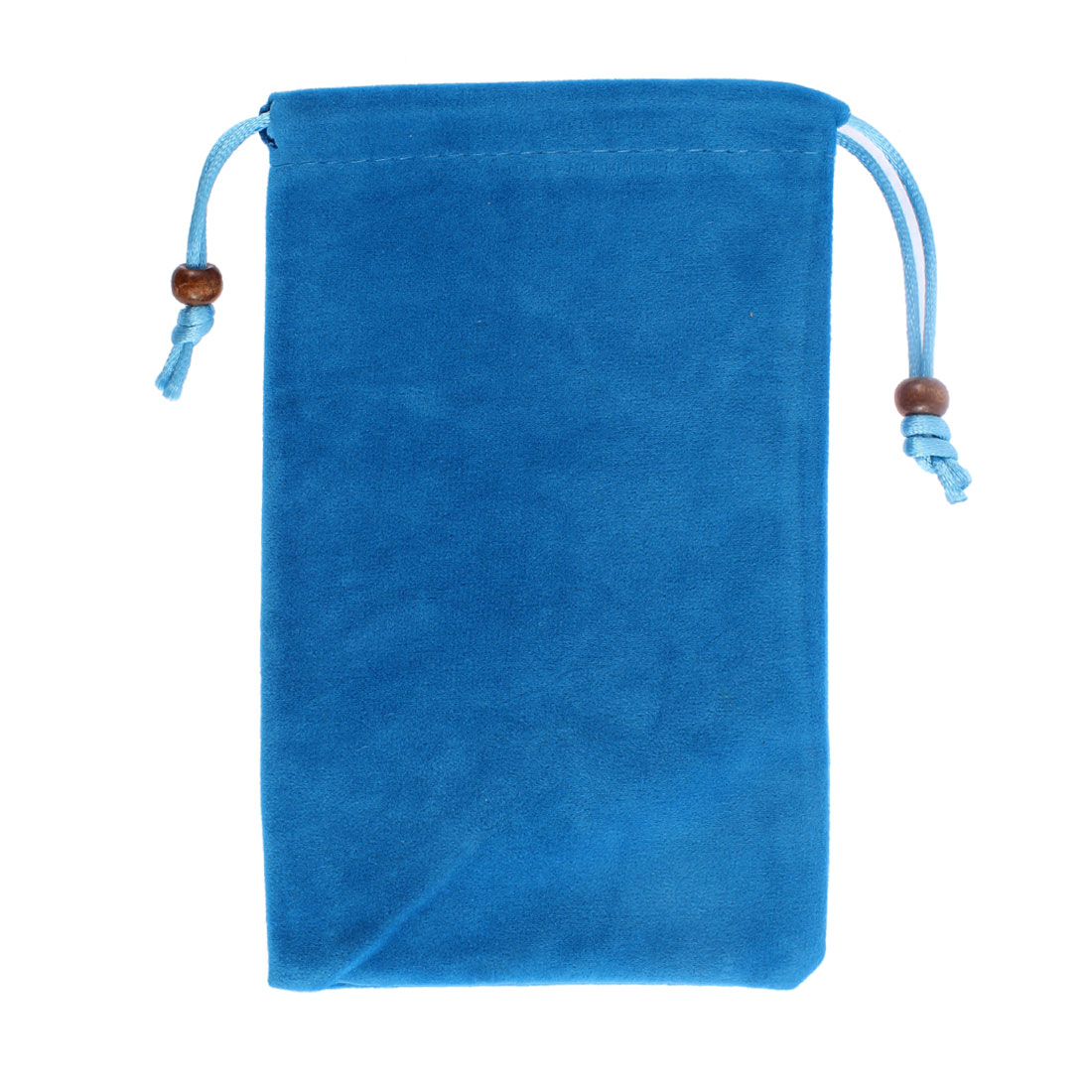 Mobilephone Cell Phone MP4 Pouch Sleeve Bag Holder Blue 6 Inch Length