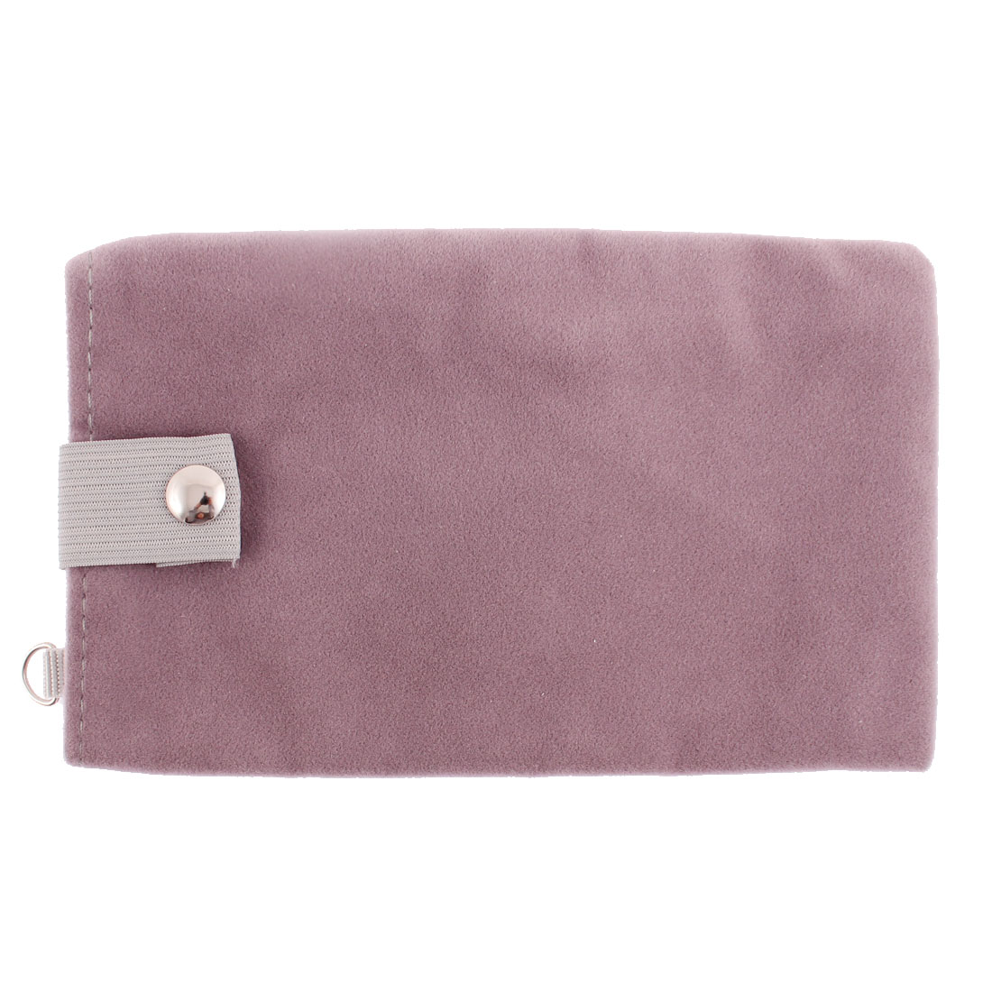 Sundries Cards Cell Phone Pouch Bag Holder Light Purple 7 Inch Length