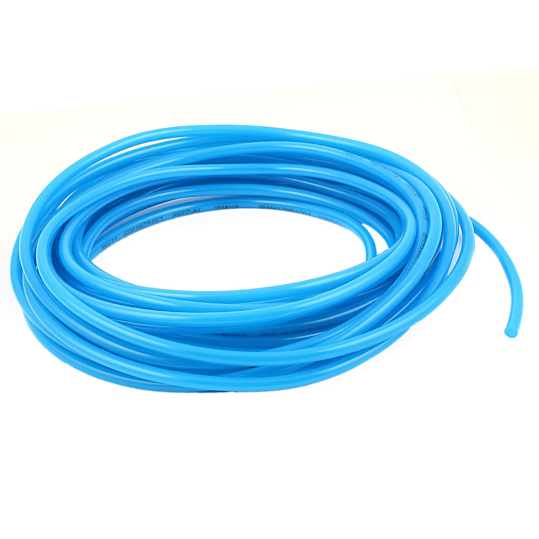 6mm x4mm Blue Pneumatic Polyurethane Hose PU Tube 10M 32.8Ft