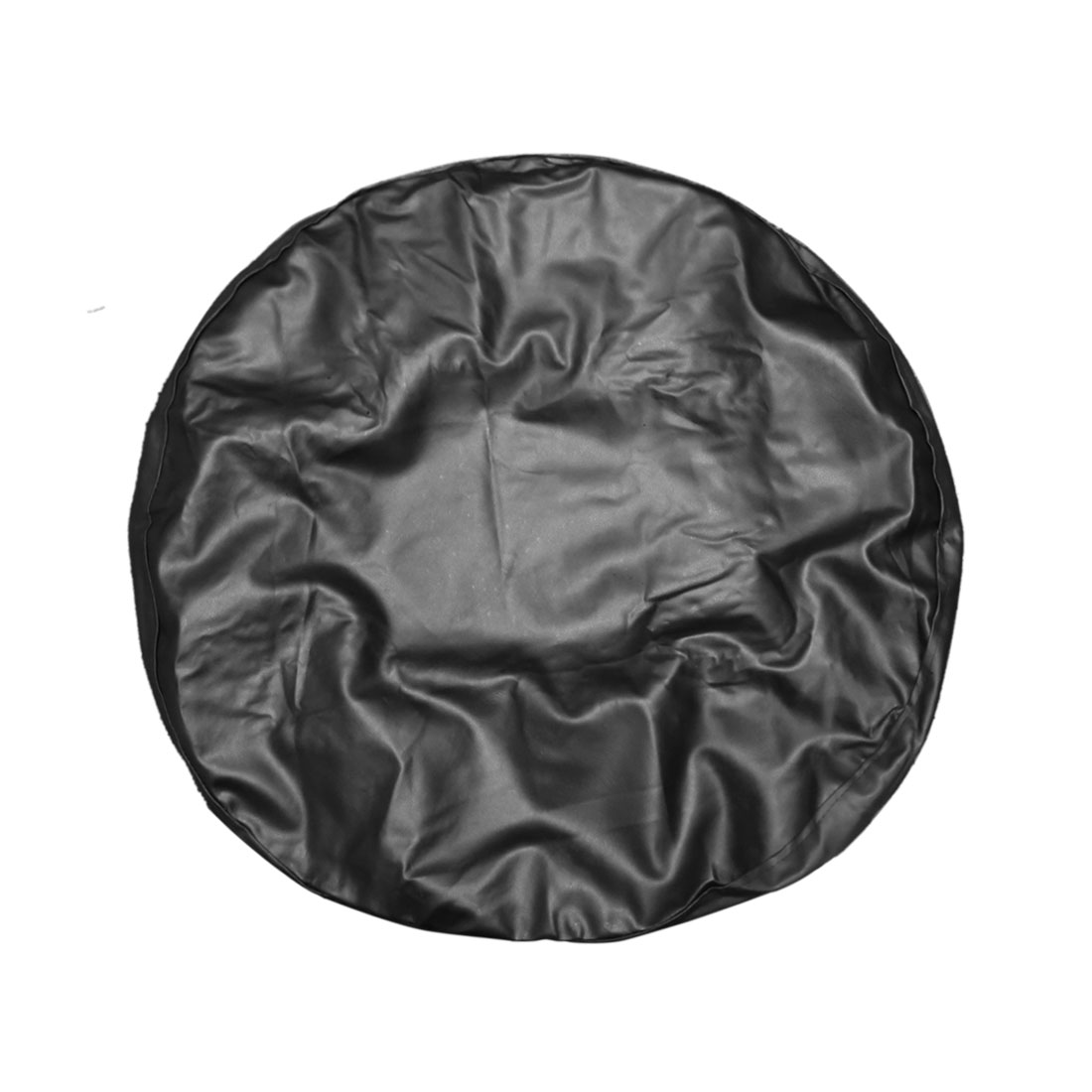 Universal 16 Inch Black Nylon Surface Car Automobile Spare Wheel Tire Cover