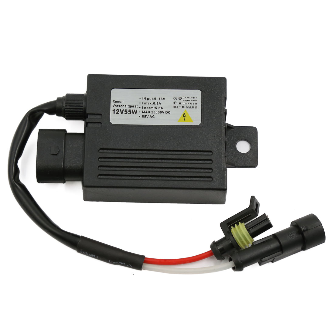 Universal 12V 55W Ultra Slim Digital HID Xenon Ballast Replacement Conversion