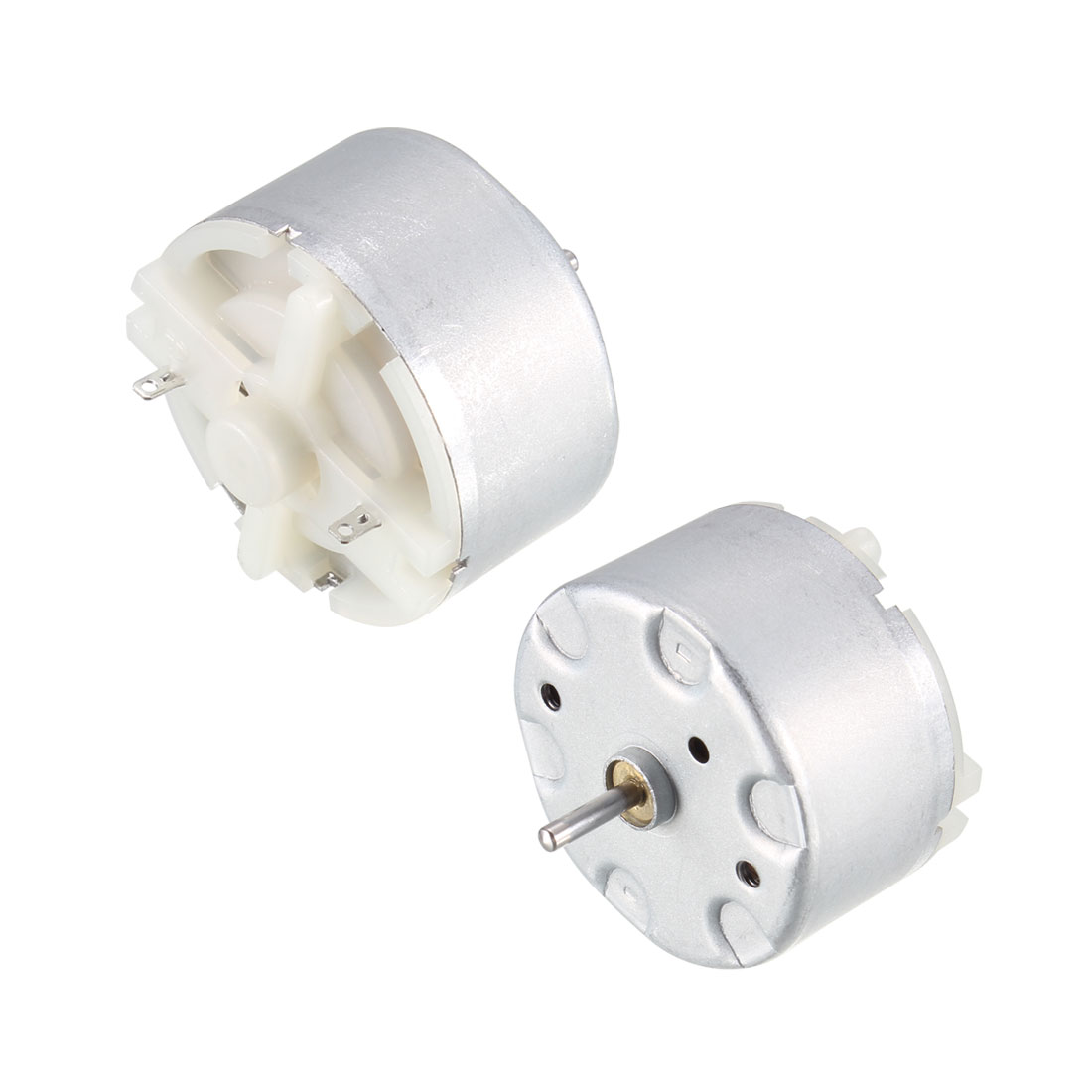 DC1.5-12V 2700RPM 32mm Micro Massager Vibrating Motor RF-500TB-12560 2pcs