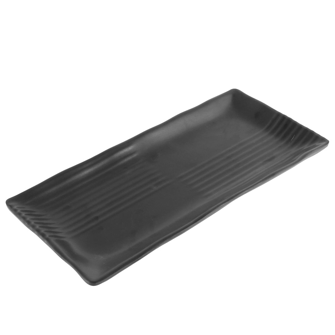 "Restaurant Dinnerware Banquet Rectangle Shape Sushi Dish Plate 13"" Length"
