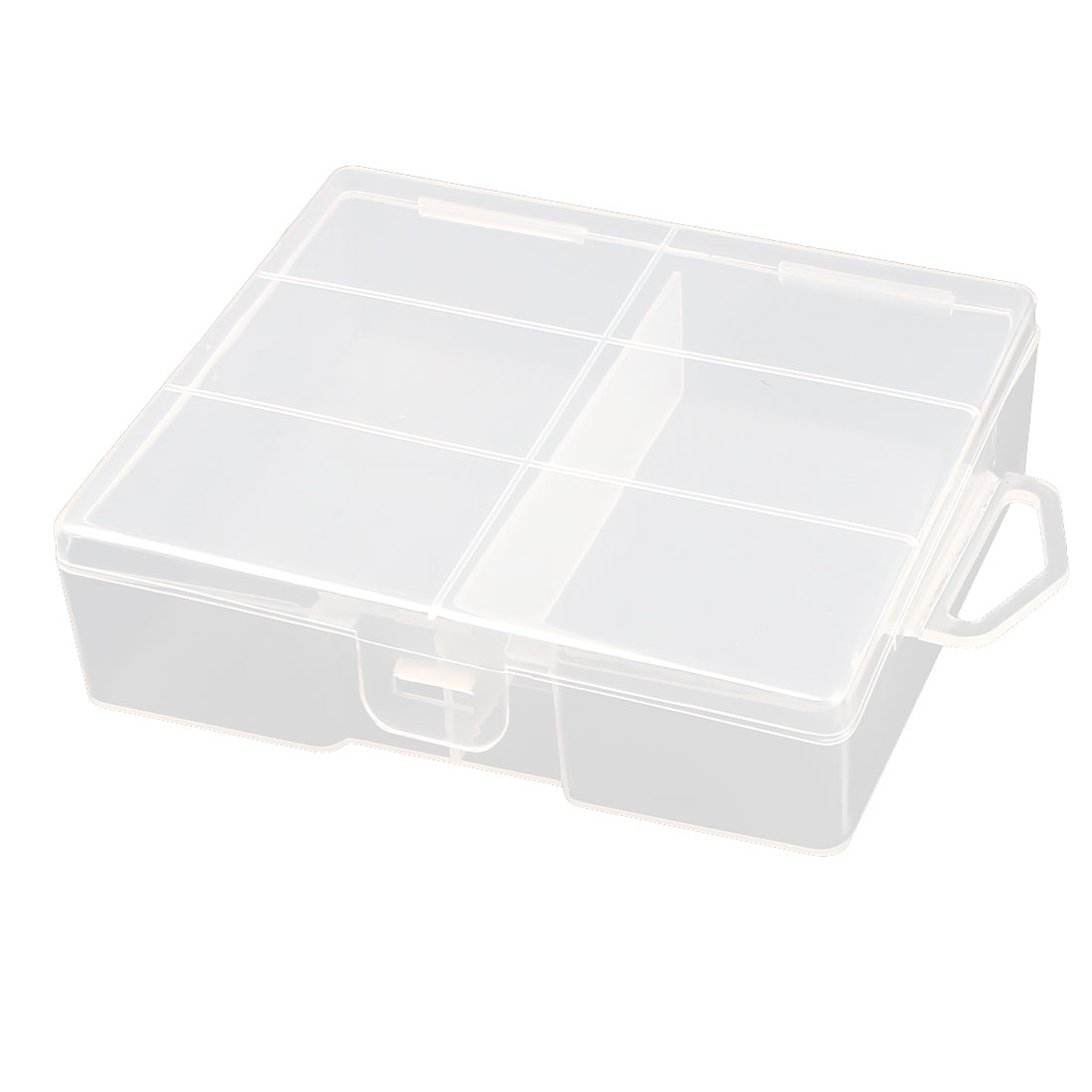 Hard Plastic Case Holder Storage Box Container for 24 x AA Battery