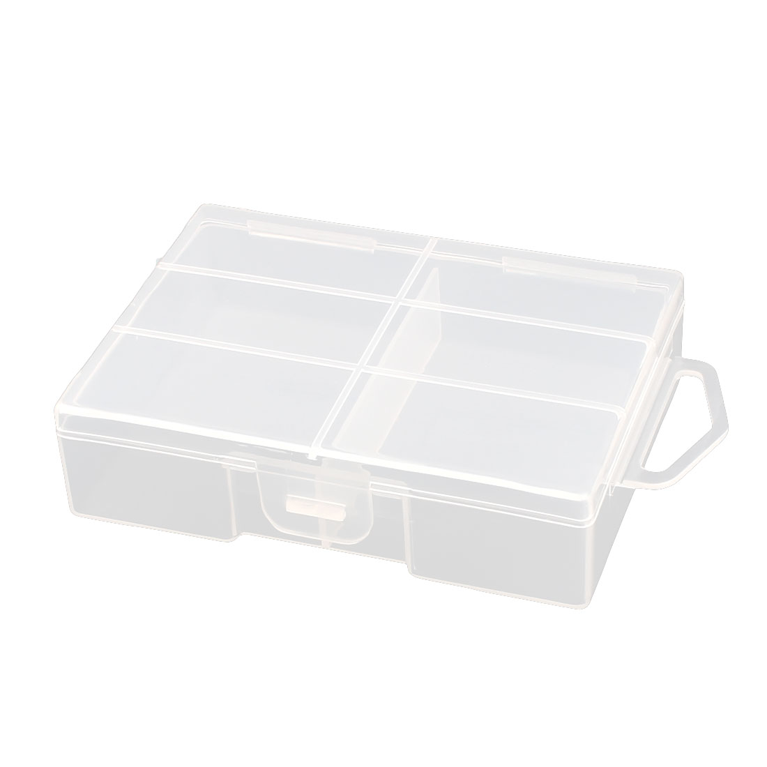 Hard Plastic Case Holder Storage Box Container for 24 x AAA Battey