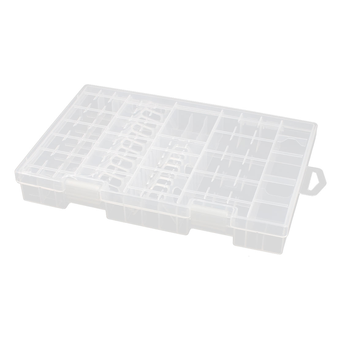 Hard Plastic Case Holder Storage Box Container for 10-20 x AA Battery