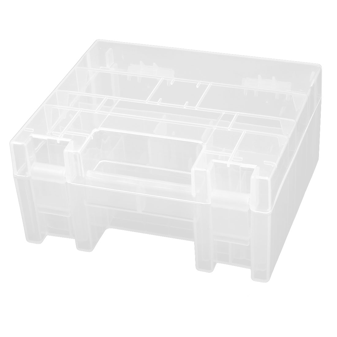 Hard Plastic Case Holder Storage Box Container for AAA/AA/D Battery