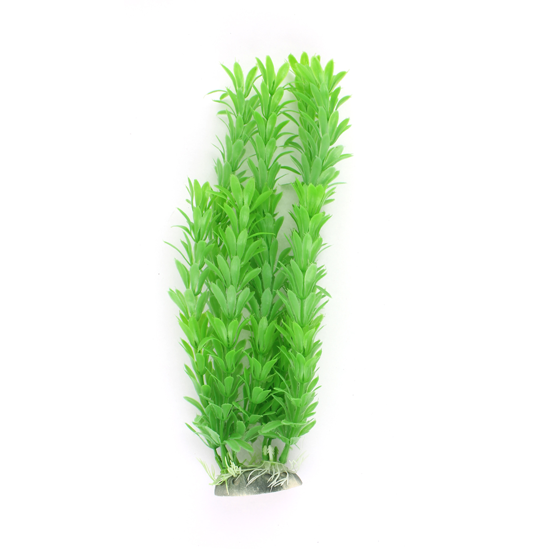 Fish Tank Aquarium Artificial Plant Aquatic Grass Deocr Green