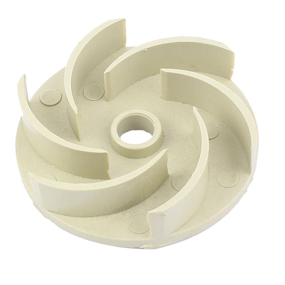 Air Compressor Part 6-Vanes Impeller Motor Fan Vane Wheel