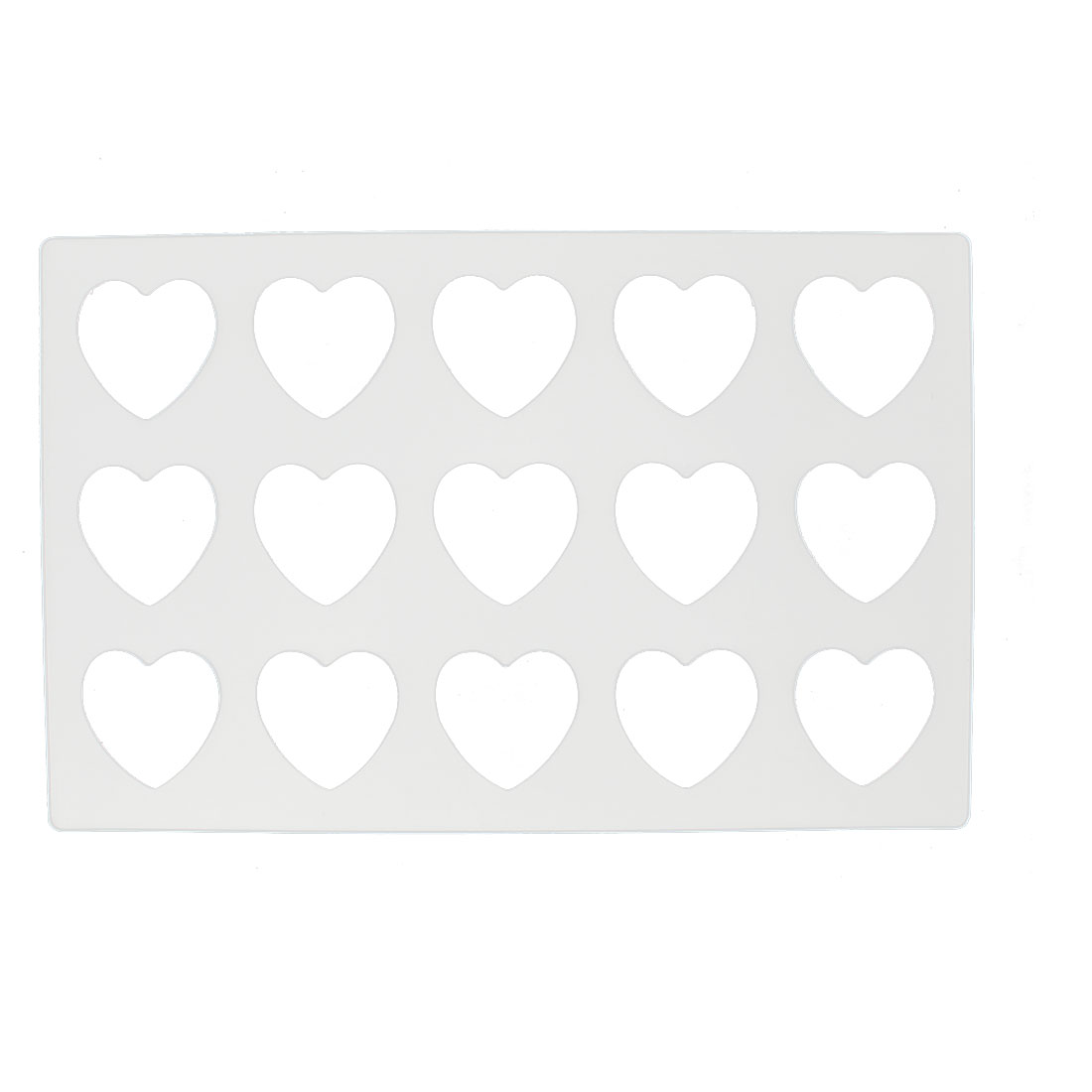 Household Heart Shape Design Part Cake Chocolate Mould