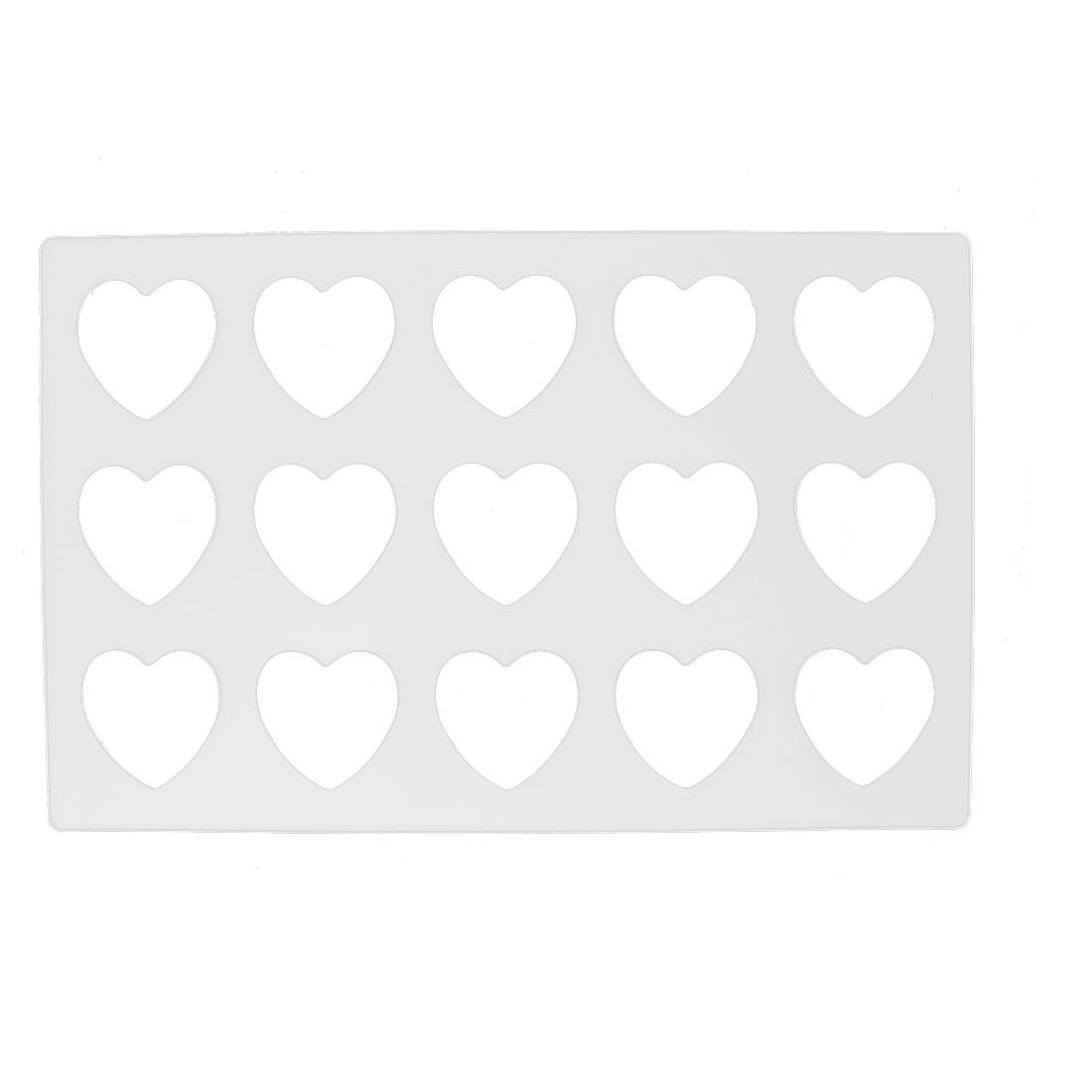 Household Heart Shape Design Part Cake Chocolate Mould