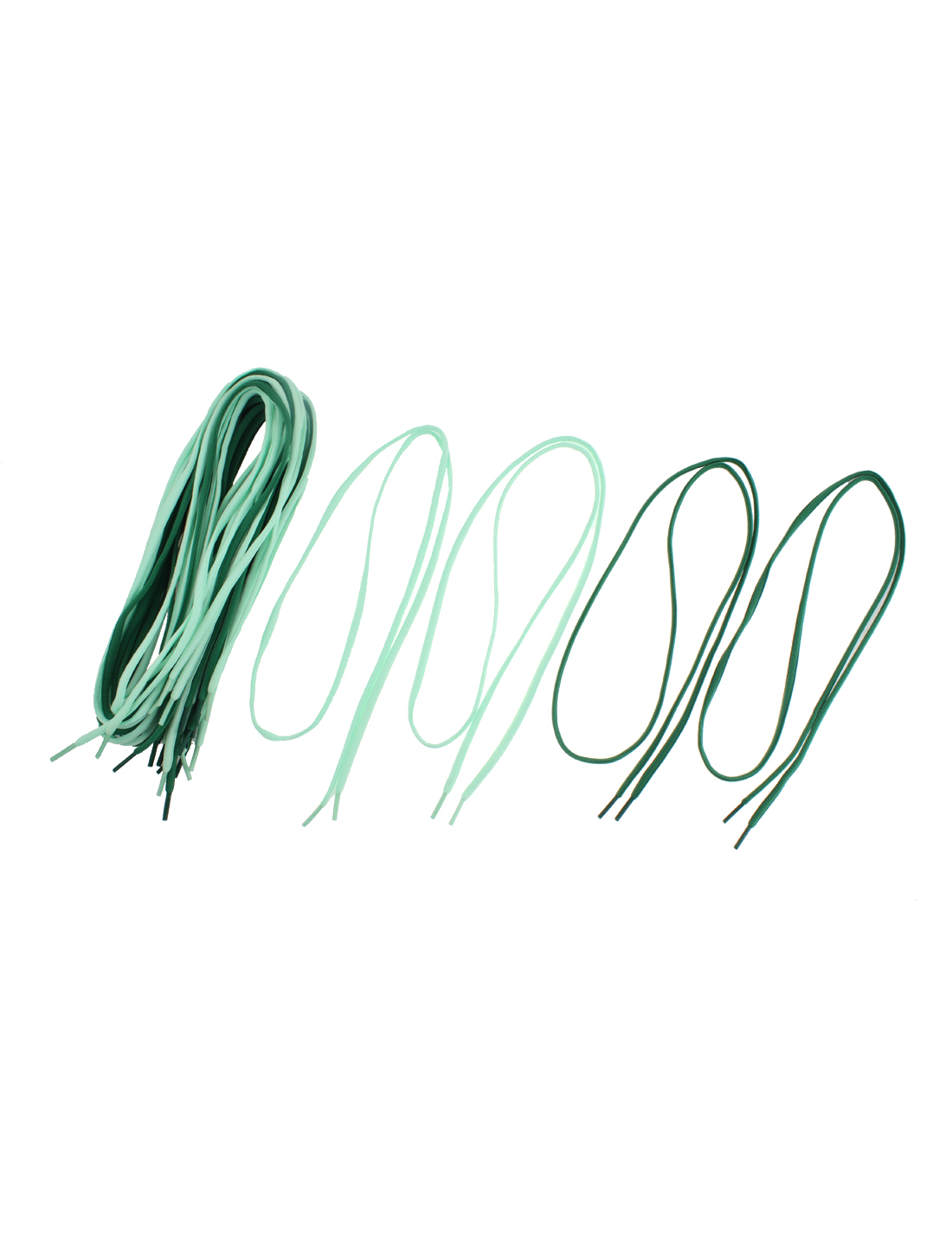 Athletic Sports Sneaker Shoes Shoelaces Cords 10 Pairs