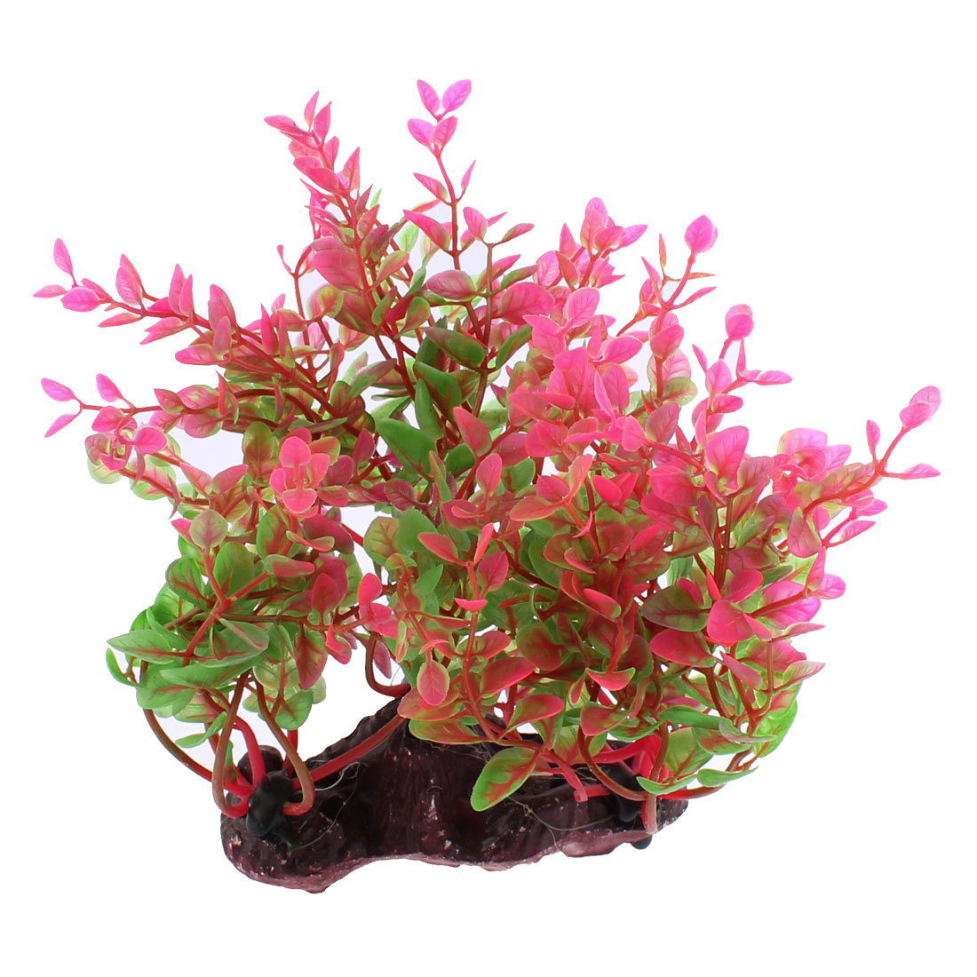 Aquarium Plastic Emulational Landscaping Water Plant Decoration
