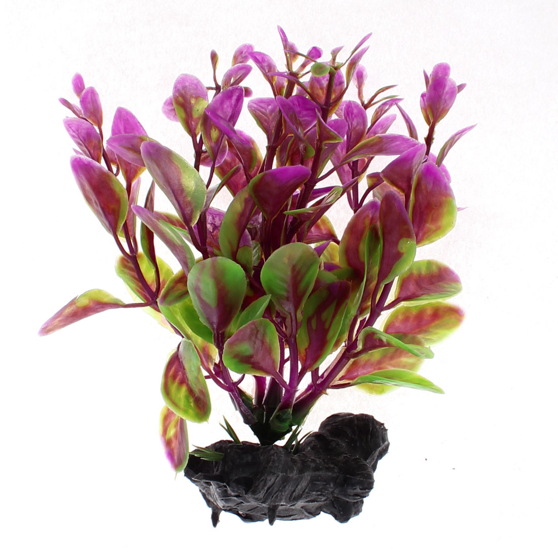 Aquarium Plastic Manmade Underwater Plant Grass Adornment