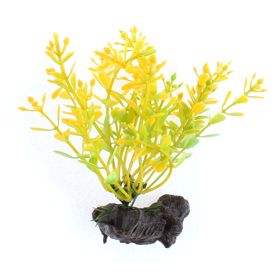 Aquarium Plastic Manmade Landscaping Water Plant Grass Decor