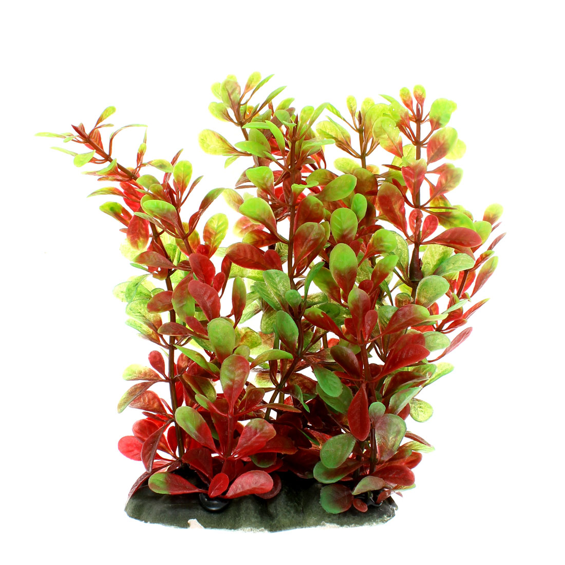 Aquarium Fish Tank Simulation Underwater Plant Grass Ornament 15 x 11cm