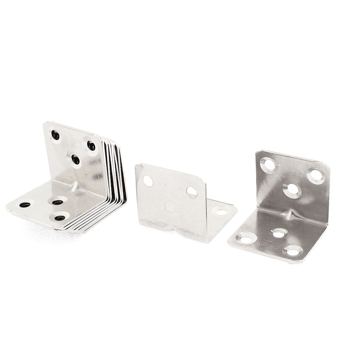 Corner Brace Joint Right Angle Bracket 39 x 36mm 10PCS