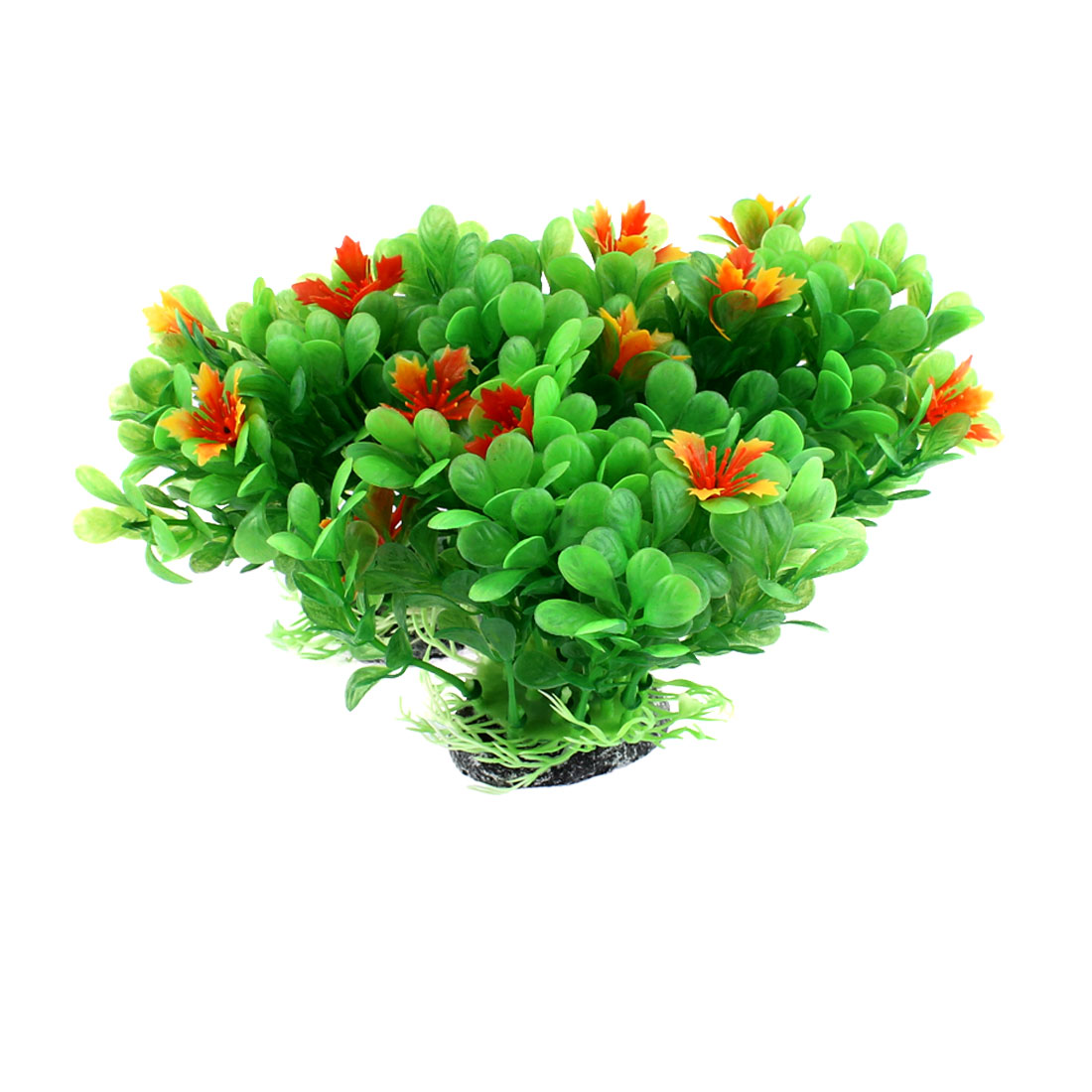 Aquarium Fish Tank Imitated Landscape Plant Grass Decor Green 3pcs