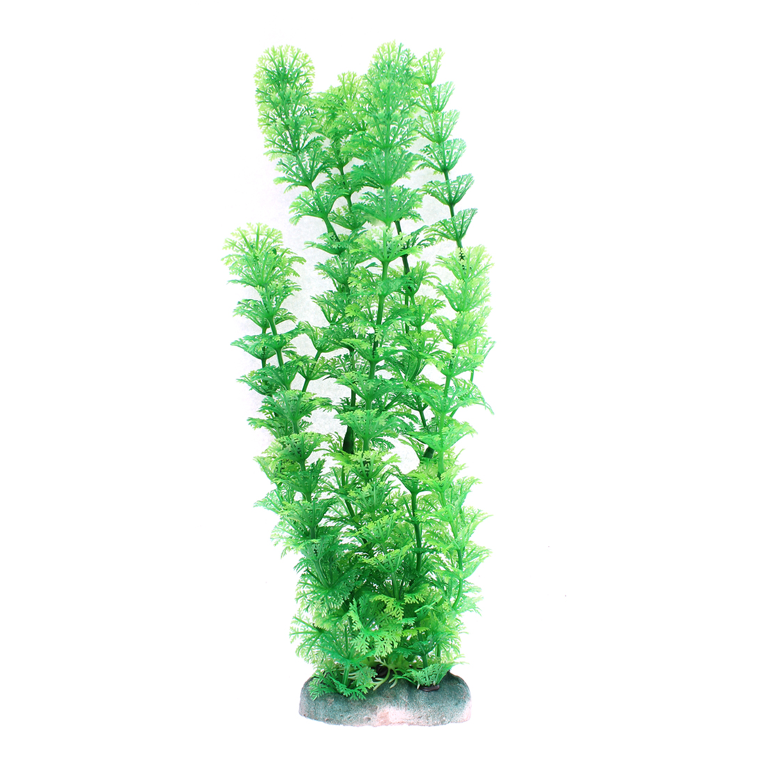 Imitated Plastic Water Plant Grass Landscape Green for Fish Tank Aquarium