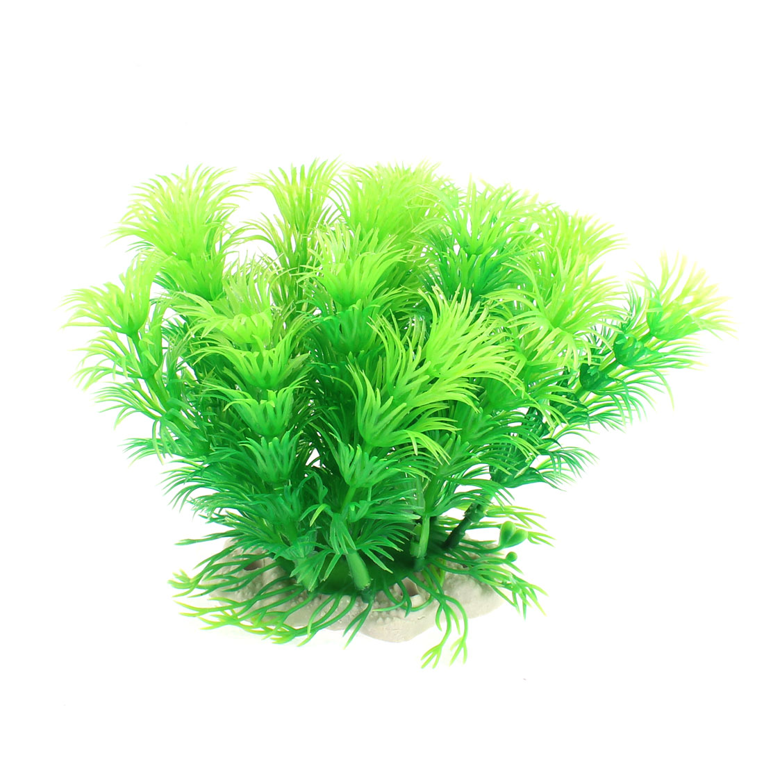 Aquarium Artificial Aquatic Grass Plant Decor Green