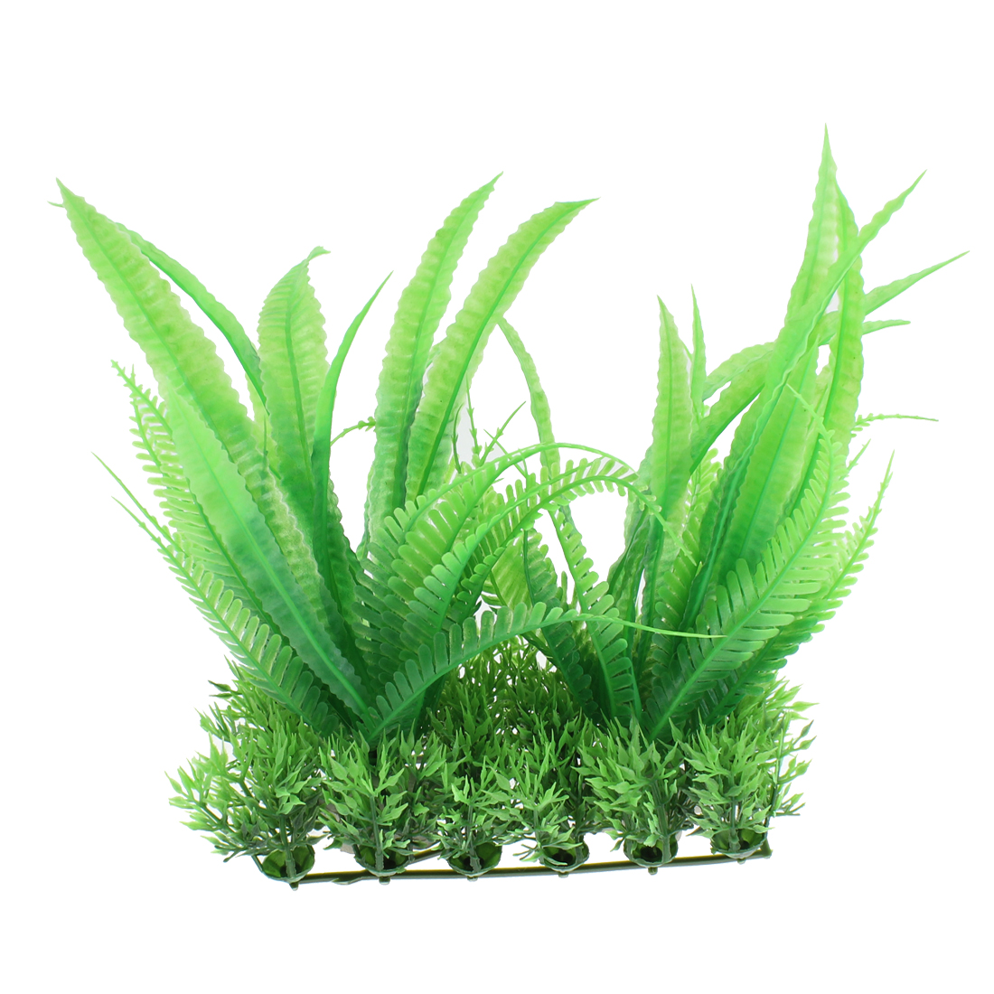 Aquarium Fishbowl Simulation Underwater Plant Grass Ornament 22 x 17cm