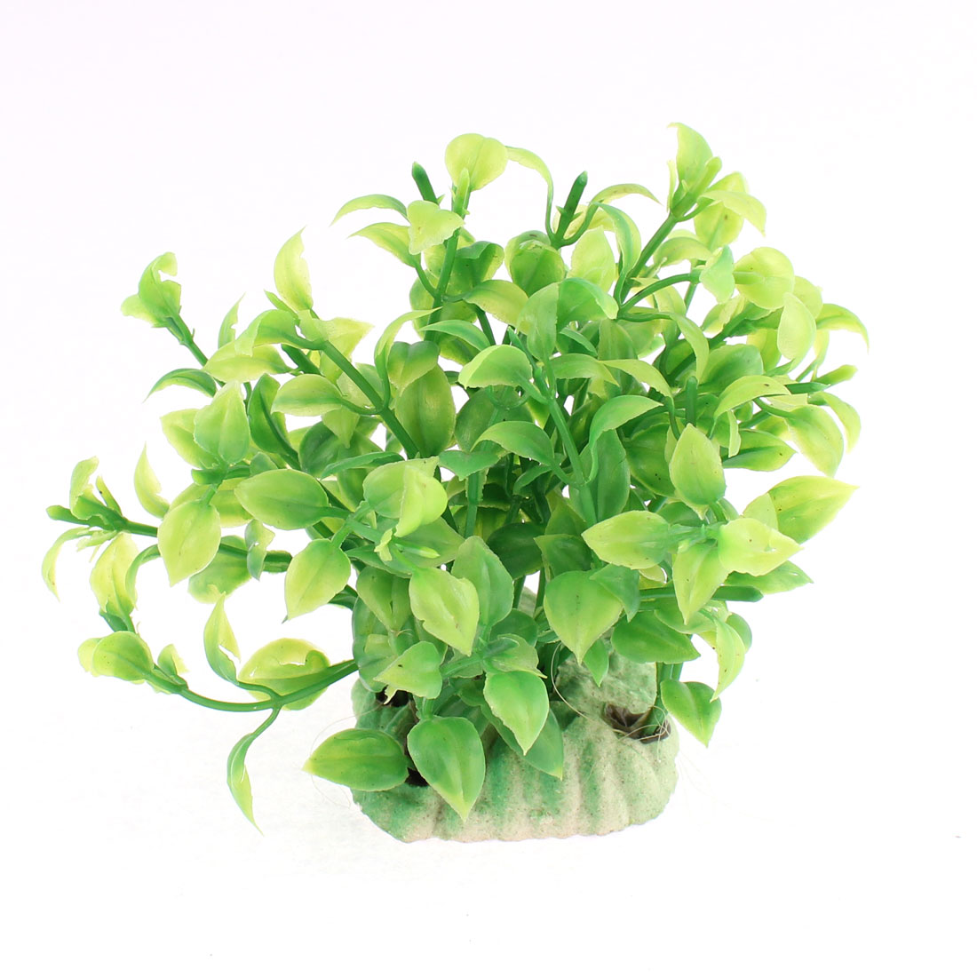 Aquarium Plastic Manmade Aquascaping Plant Decoration