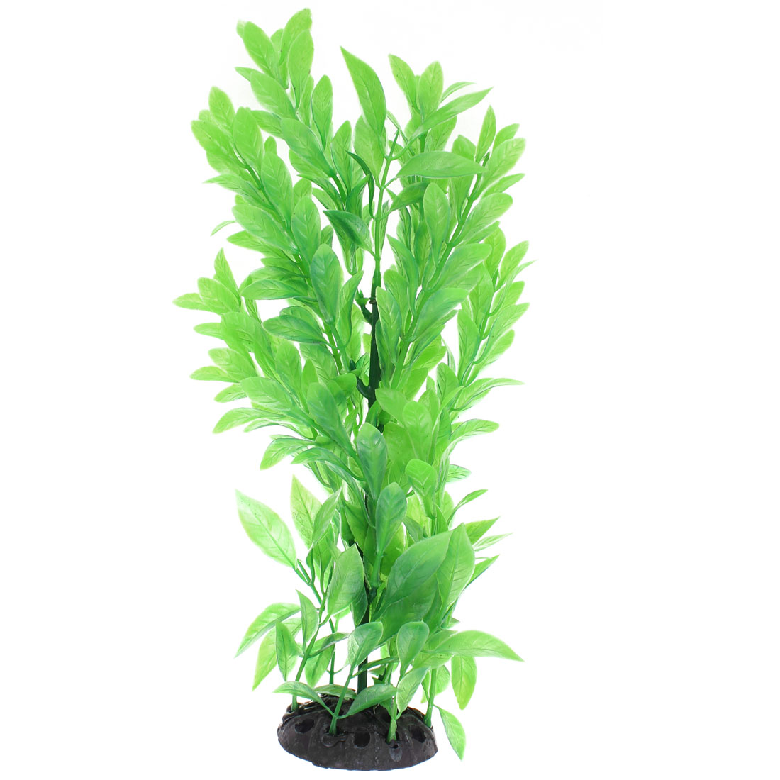 Plastic Landscaping Water Plant Decoration 27cm Height for Aquarium