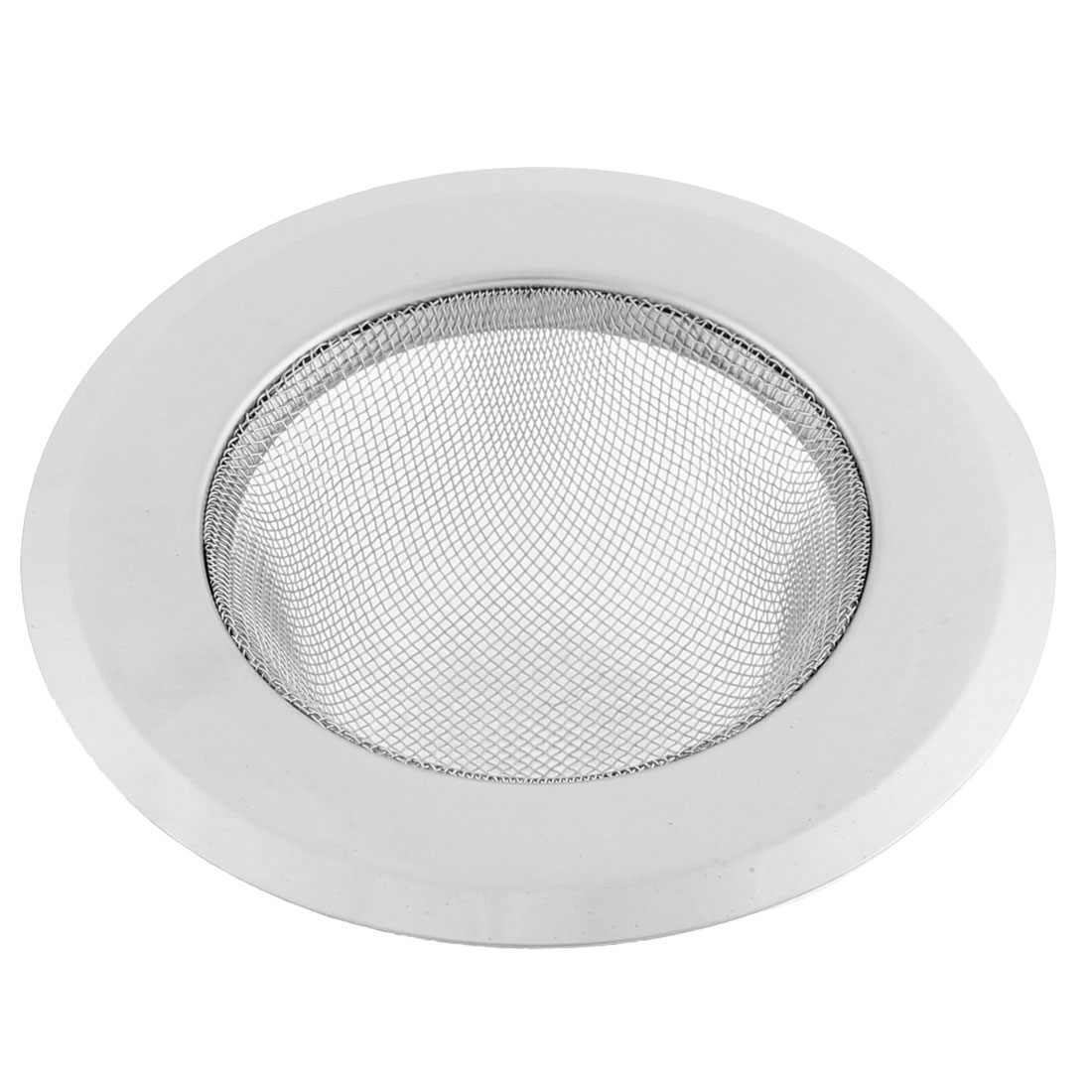 Home Kitchen Basin Sink Filter Mesh Strainer Stopper 11.3cm Outer Dia