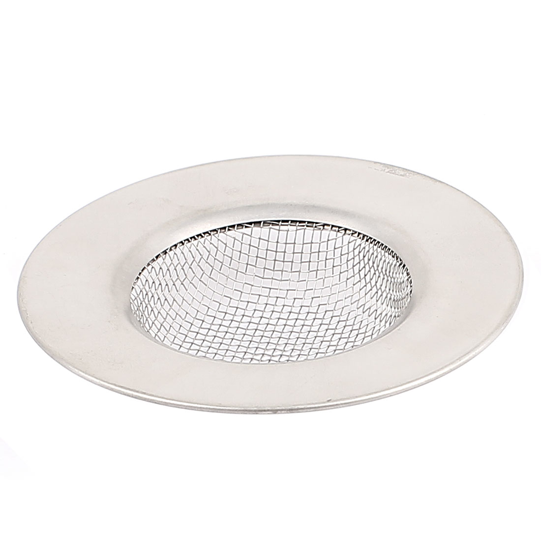 Stainless Steel Basin Mesh Sink Drainer Strainer 3 Inch Dia